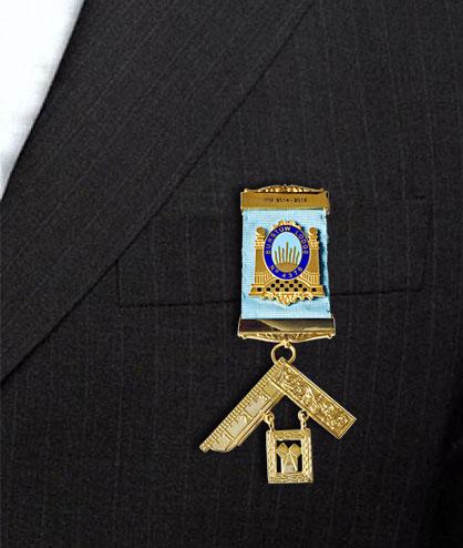 Custom Masonic Lodge Jewels