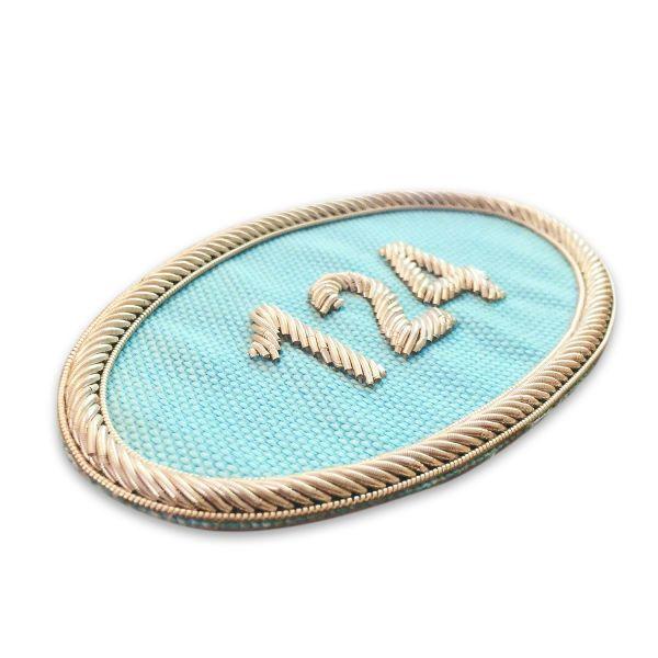 Craft Master Masons Apron Badge