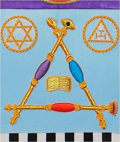 Custom Masonic Lodge Banner